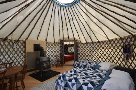 Small Farm Yurt Experience