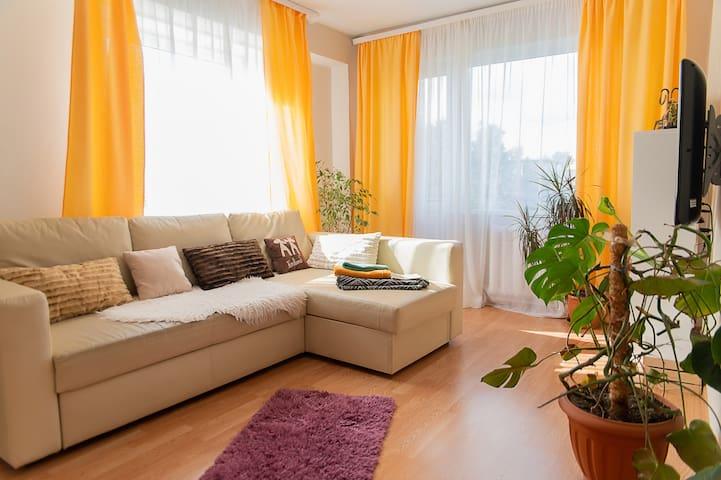 Уютная квартира у парка Победы