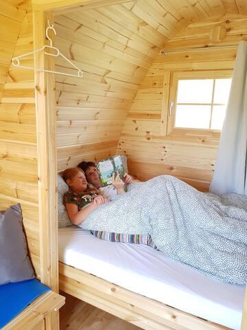Doppelbett 1,4 x 2,0 m