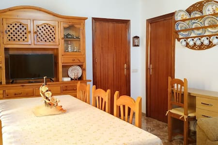 Quiet accommodation 10' from the centre of Lorca