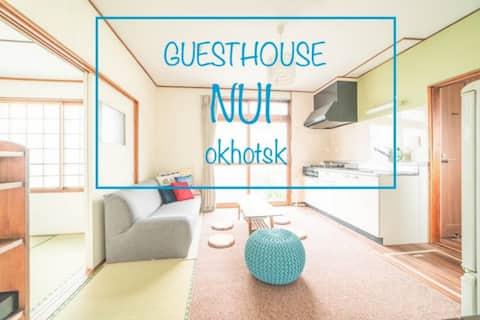 Eastern Hokkaido!  guest house in Okhotsk #NU1