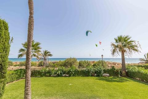 Los Monteros Palm Beach, frontline beach apartment