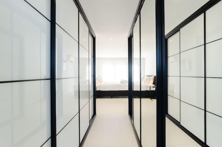 Suite nº1 - Closet area
