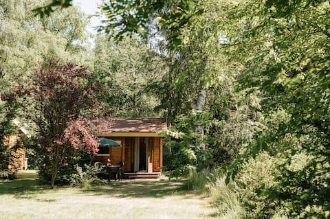 02 Cozy tinyhouse in de Brabantse natuur! 'Putter'