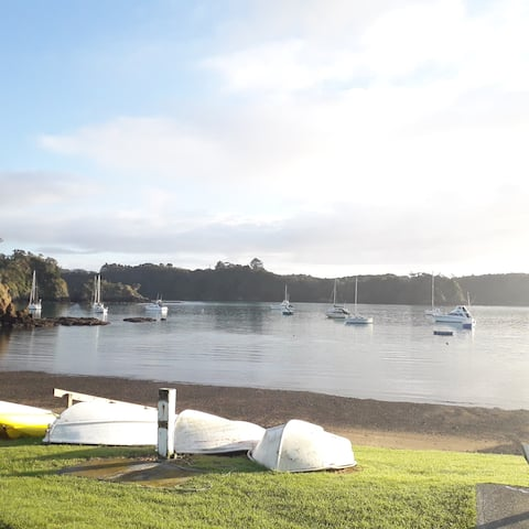 Time out in Tutukaka