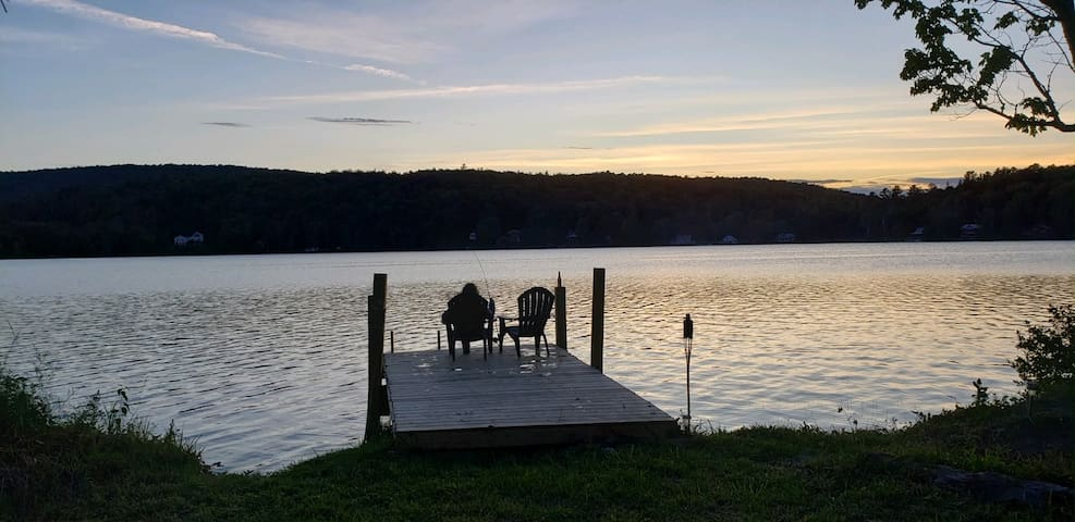 Lakefront Private Camping With Kayaks Available