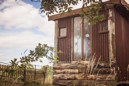 Truly remote and unique Shepherd's Hut