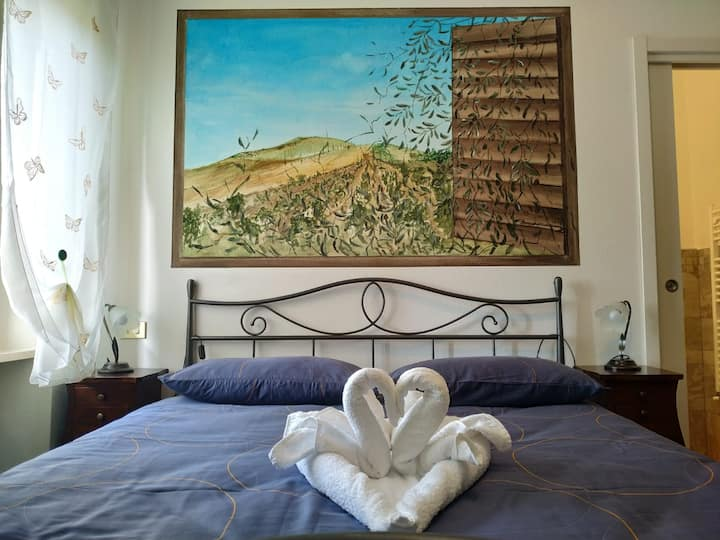 stanza privata la Quercia