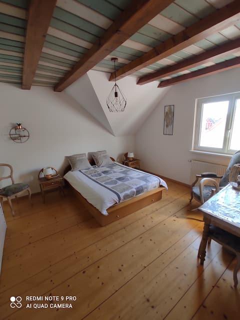 Ruhiges Privates Schlafzimmer