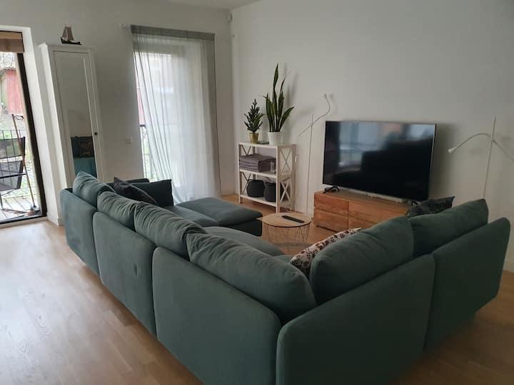 Smeltė - Family Suite Apartment in Juodkrantė