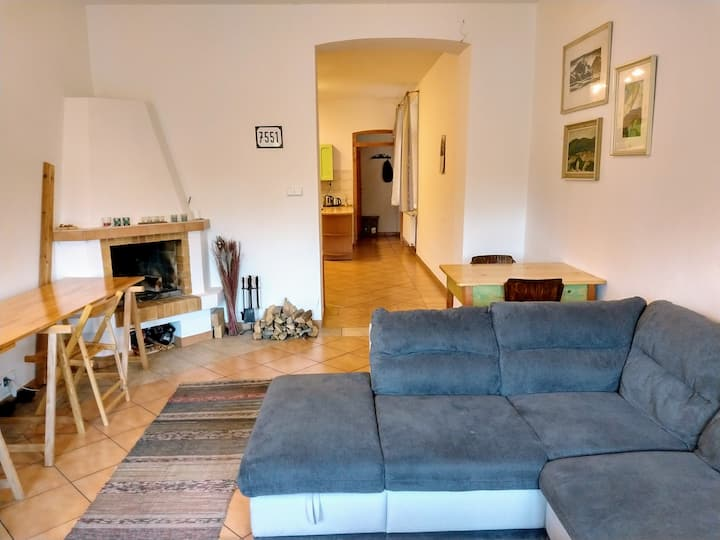 Flat in historical city center