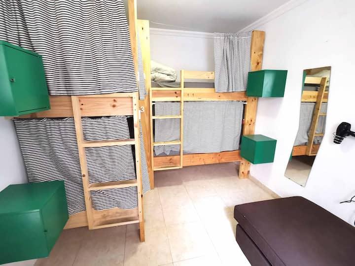 Private quadruple room - Sea - Barbecue - Terrace