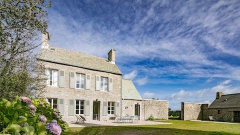 cap-de-la-hague charming cottage St Germain des Vaux