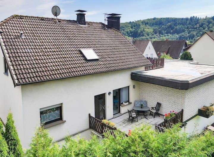 """Schöne Ferienwohnung """"Lennestrand"""" in Bamenohl"""