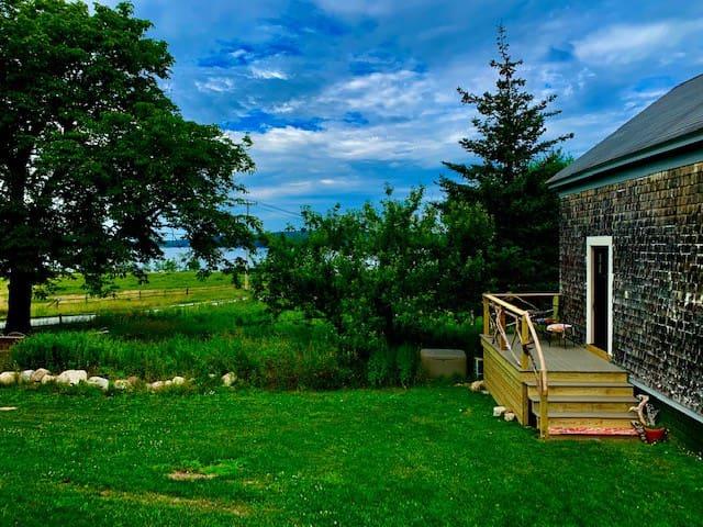 Ferry Keeper's Barn & Loft: Deer Isle