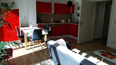 Tolle Wohnung in der Fontanestadt Neuruppin