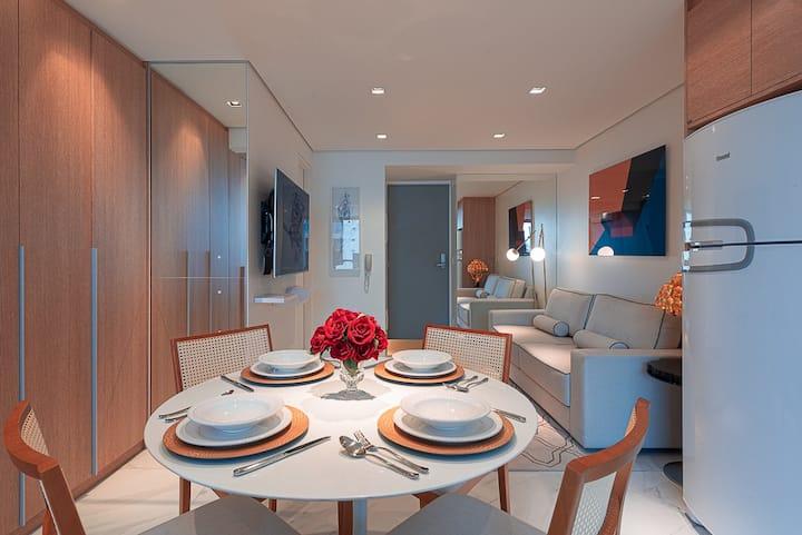 Luxury Studio With amenities  - Vila Olímpia