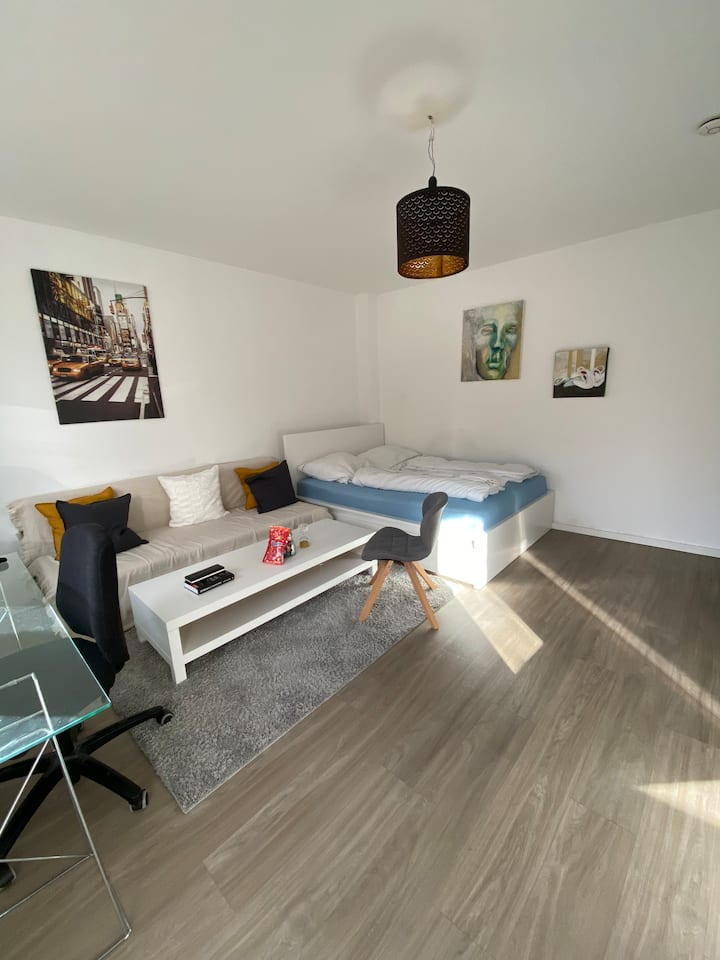 1-Zimmer-Apartment im Centrum-Münster am Schloss