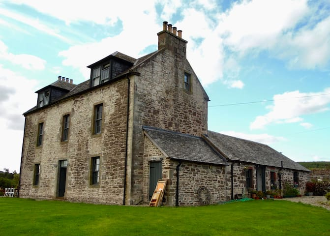 Historic Drymen Home with a Loch Lomond View
