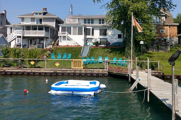 Waterfront House  in Port Huron