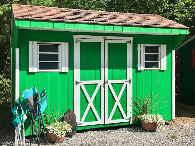 Cannabis Friendly Adult Only Camp on Crooked River