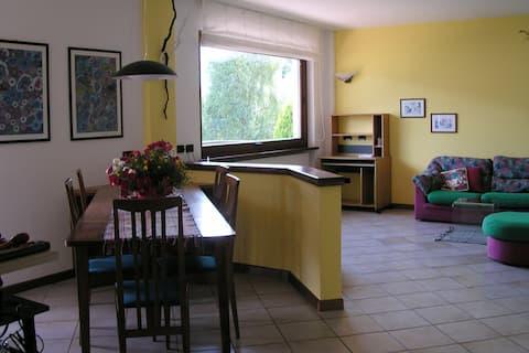 Grande appartamento con terrazzo, zona tranquilla