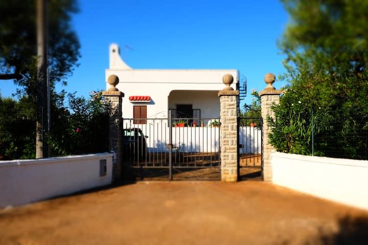 Ostuni casa in campagna
