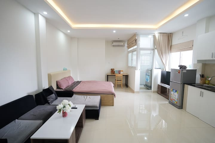 Apartment with nice view - 501 Bình Thạnh