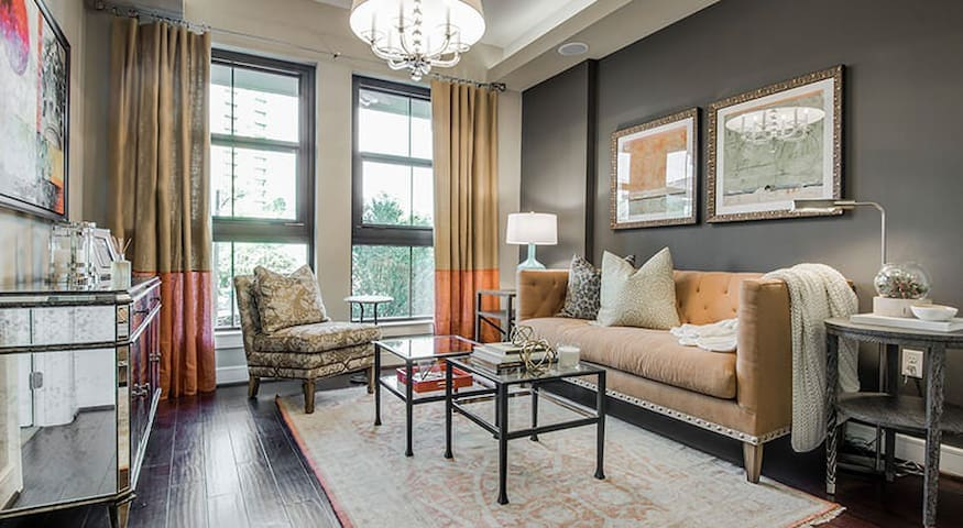 Rest easy in your own home | 1BR in Houston