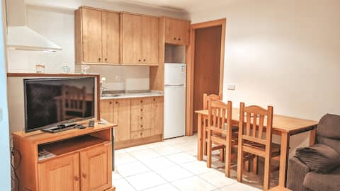 Apartamento 3-4 personas en Vallfogona de Riucorb
