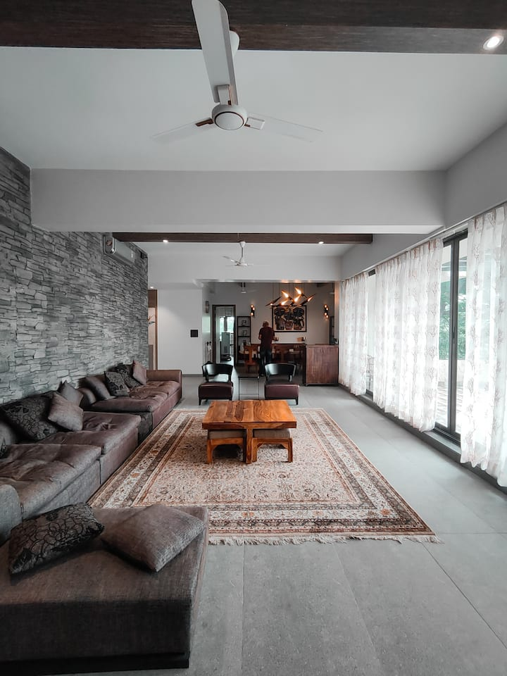 2 Bed Room Apartment In Boutique Hotel | Hygienic