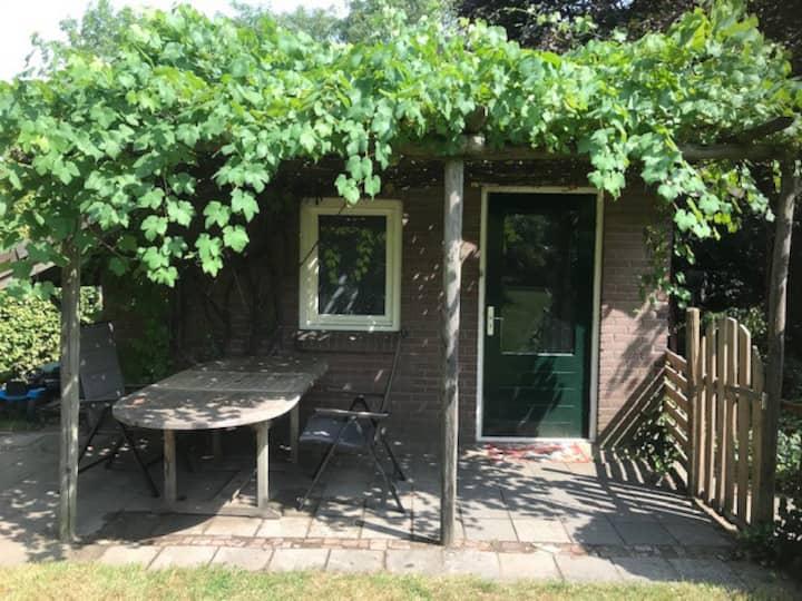 Charmant B&B huisje in buitengebied Berlicum