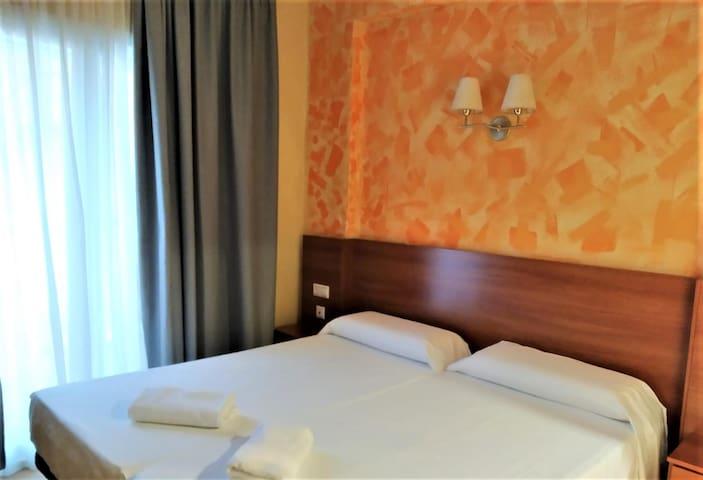Bonaire Hotel - Double room, L'Escala