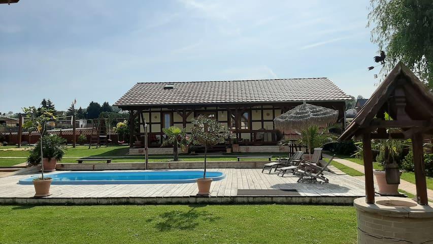 Ferienhaus nah am Thüringer Meer