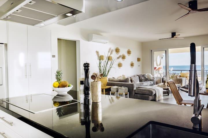 Penthouse Appartement met spectaculair uitzicht!