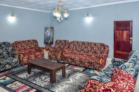 Mlimani, Kitale, beautiful & spacious 2 br duplex