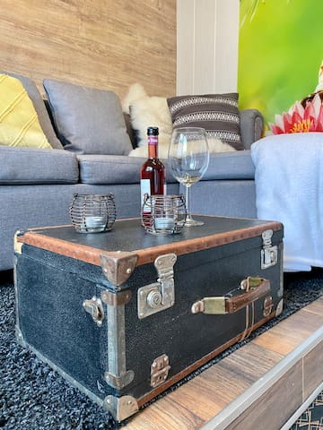 Die Pilgerbox, Tiny House trifft Urlaub