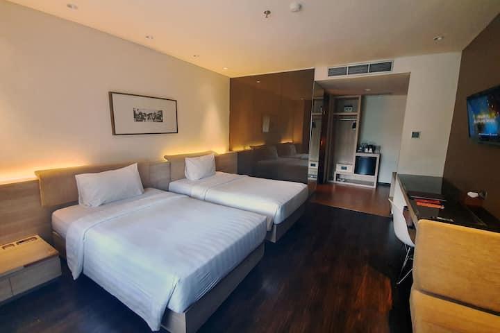 de JAVA Hotel & Service Apartment. Bandung