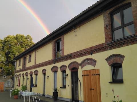 "Apartment ""Capricorn"" in the heart of the Uckermark"