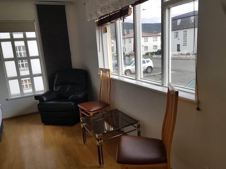 Nice and cozy apartment in Akureyri