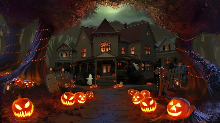 ★Happy Halloween!  Executive Home in Jeju
