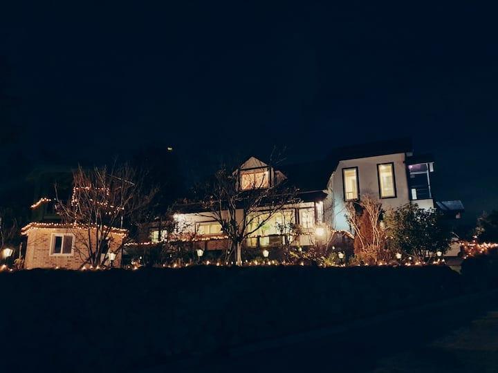 ☃ 메리크리스마스 #이그제큐티브홈 인 제주