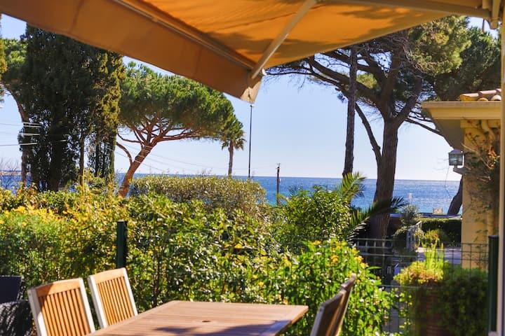 Appartement villa belle vue mer