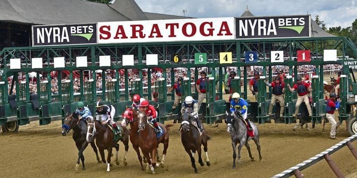 Saratoga Lakefront Resort: 8 Week Track Rental