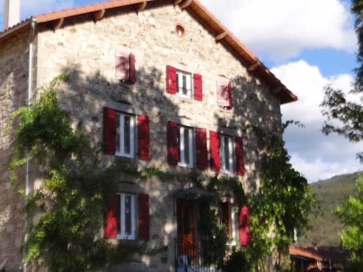 Gite l'Epicurien à Sainte-Agathe