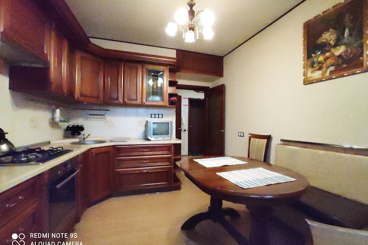 Апартаменты Родионова 199