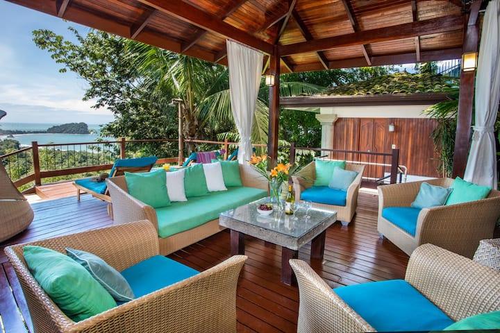Private Luxury Villa 4 br Ocean View Private Pool