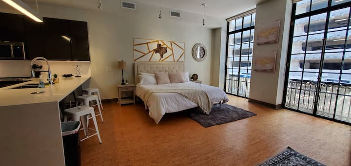 Perfect for Long Term   Studio Loft in Downtown! E