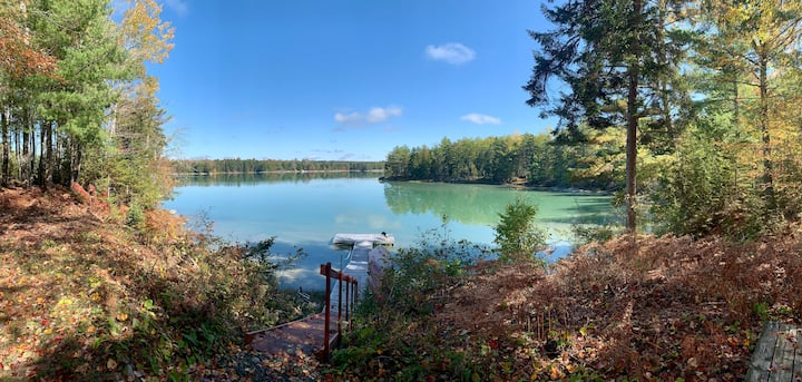 Acadia area, stunning waterfront!  Sun-Sun weekly!