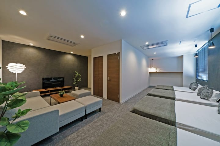 [STAY&GO Shinsaibashi-Kita]NewRenovated